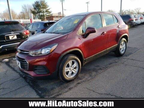 2017 Chevrolet Trax for sale at Hi-Lo Auto Sales in Frederick MD