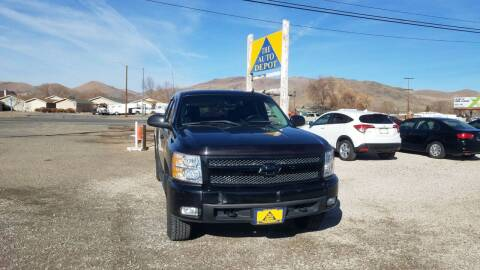 2008 Chevrolet Silverado 1500 for sale at Auto Depot in Carson City NV