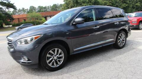 2014 Infiniti QX60 for sale at NORCROSS MOTORSPORTS in Norcross GA