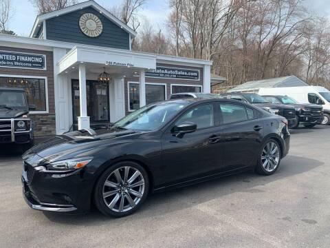 2018 Mazda MAZDA6 for sale at Ocean State Auto Sales in Johnston RI