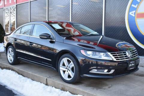 2013 Volkswagen CC for sale at Alfa Romeo & Fiat of Strongsville in Strongsville OH