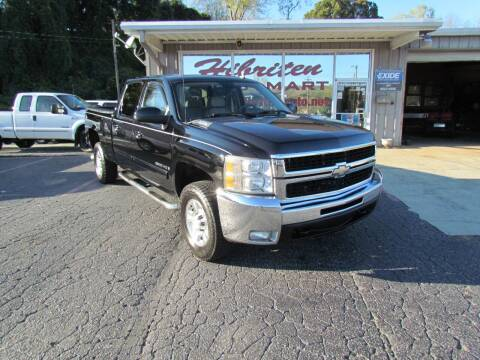 2009 Chevrolet Silverado 2500HD for sale at Hibriten Auto Mart in Lenoir NC