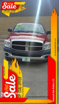 2007 Dodge Ram Pickup 1500 for sale at Shamrock Auto Brokers, LLC in Belmont NH