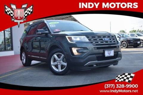 2016 Ford Explorer for sale at Indy Motors Inc in Indianapolis IN