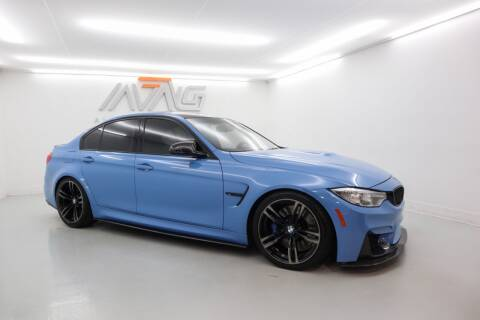 2015 BMW M3 for sale at Alta Auto Group LLC in Concord NC