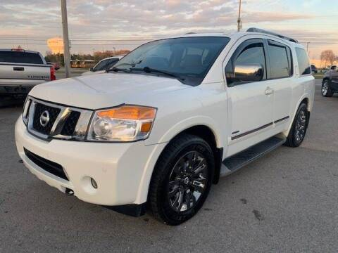 2015 Nissan Armada for sale at Southern Auto Exchange in Smyrna TN