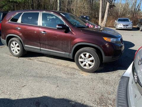 2011 Kia Sorento for sale at Mike's Auto Sales in Westport MA