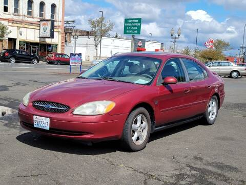 2003 Ford Taurus for sale at Aberdeen Auto Sales in Aberdeen WA