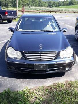 2005 Mercedes-Benz C-Class for sale at Sussex County Auto Exchange in Wantage NJ