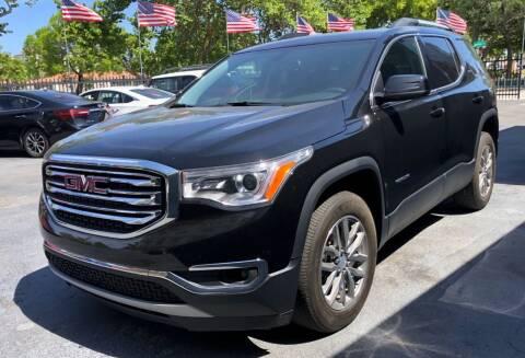 2018 GMC Acadia for sale at Meru Motors in Hollywood FL