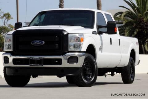 2014 Ford F-250 Super Duty for sale at Euro Auto Sales in Santa Clara CA