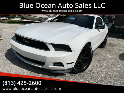 2012 Ford Mustang for sale at Blue Ocean Auto Sales LLC in Tampa FL