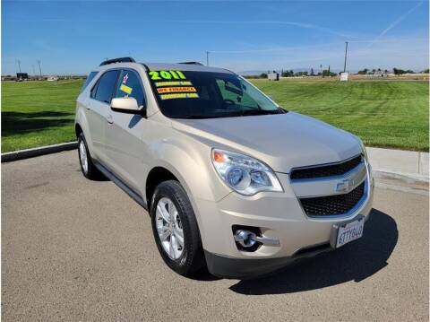 2012 Chevrolet Equinox for sale at D & I Auto Sales in Modesto CA