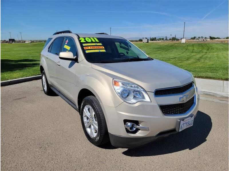 2012 Chevrolet Equinox for sale at D & I Auto Sales in Modesto CA