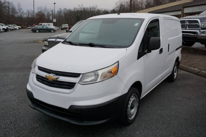 2015 Chevrolet City Express Cargo for sale at Modern Motors - Thomasville INC in Thomasville NC