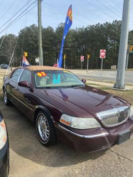 2007 Lincoln Town Car for sale at Top Auto Sales in Petersburg VA