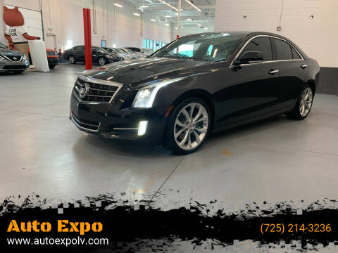 2013 Cadillac ATS for sale at Auto Expo in Las Vegas NV