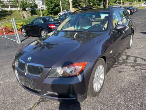 2007 BMW 3 Series for sale at Premier Automart in Milford MA