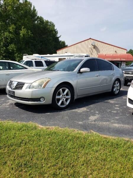 2006 Nissan Maxima 3.5 SE 4dr Sedan w/Automatic - Henrico NC