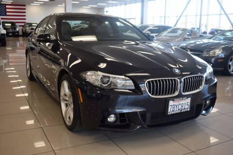 2014 BMW 5 Series for sale at Legend Auto in Sacramento CA
