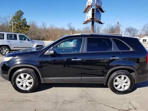 2012 Kia Sorento for sale at Aaron's Auto Sales in Poplar Bluff MO
