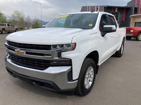 2020 Chevrolet Silverado 1500 for sale at Snyder Motors Inc in Bozeman MT