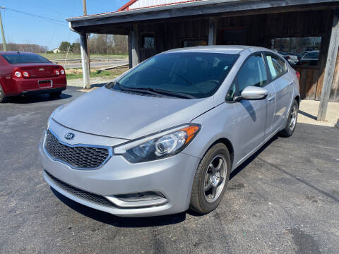2016 Kia Forte for sale at Best Buy Auto Sales in Midland OH