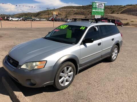 2006 Subaru Outback for sale at Hilltop Motors in Globe AZ