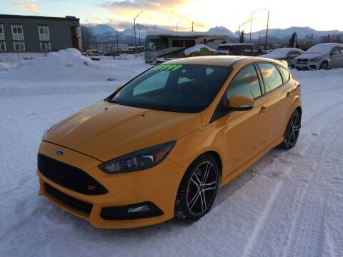 2015 Ford Focus for sale at Delta Car Connection LLC in Anchorage AK