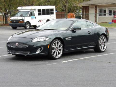 2015 Jaguar XK for sale at Access Auto in Kernersville NC