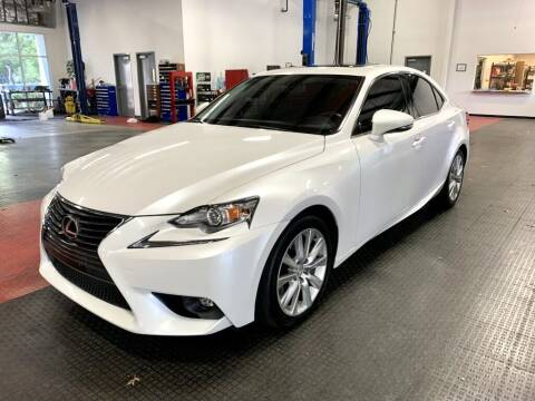 2016 Lexus IS 200t for sale at Weaver Motorsports Inc in Cary NC
