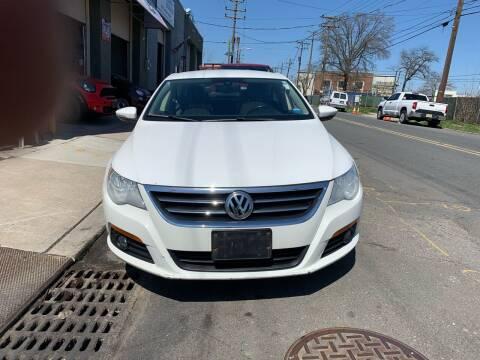 2009 Volkswagen CC for sale at SUNSHINE AUTO SALES LLC in Paterson NJ
