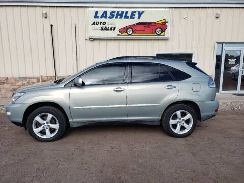 2006 Lexus RX 330 for sale at Lashley Auto Sales in Mitchell NE