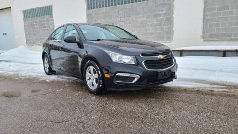 2015 Chevrolet Cruze for sale at JT AUTO in Parma OH