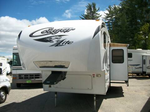 2012 Keystone Cougar X-Lite for sale at Olde Bay RV in Rochester NH