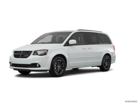 2017 Dodge Grand Caravan for sale at West Motor Company in Hyde Park UT