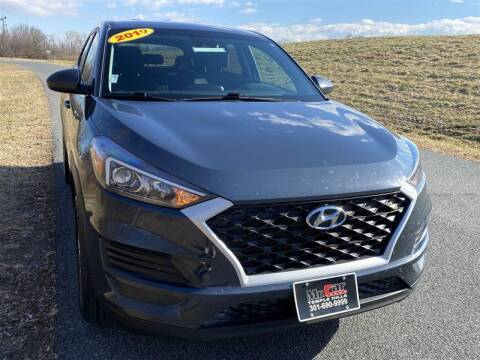 2019 Hyundai Tucson for sale at Mr. Car LLC in Brentwood MD