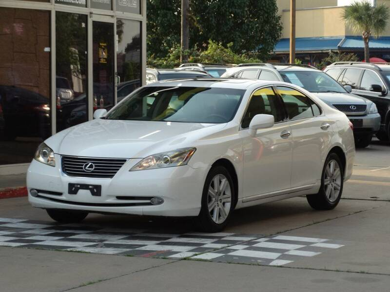 2008 Lexus ES 350 for sale at Drive Town in Houston TX