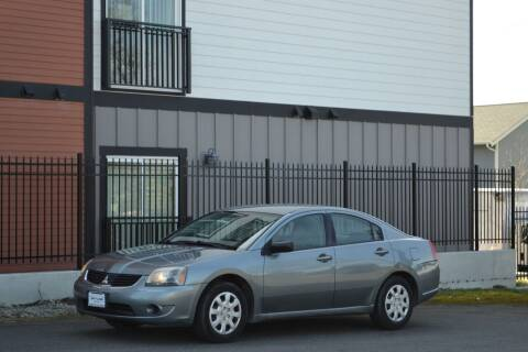 2007 Mitsubishi Galant for sale at Skyline Motors Auto Sales in Tacoma WA