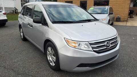 2011 Honda Odyssey for sale at Citi Motors in Highland Park NJ