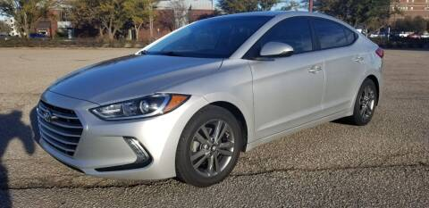 2017 Hyundai Elantra for sale at JC Auto Sales LLC in Wichita KS