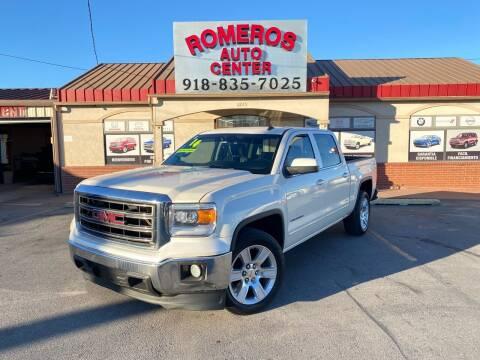 2014 GMC Sierra 1500 for sale at Romeros Auto Center in Tulsa OK