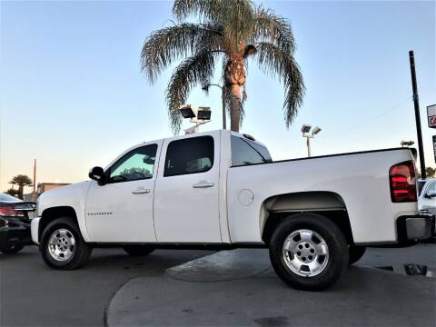 2008 Chevrolet Silverado 1500 for sale at CARSTER in Huntington Beach CA