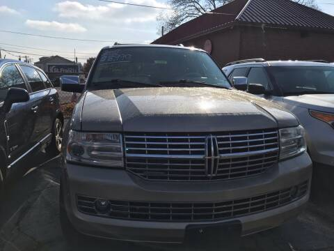 2007 Lincoln Navigator for sale at Chambers Auto Sales LLC in Trenton NJ