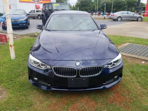 2014 BMW 4 Series for sale at AUTOPLEX 528 LLC in Huntsville AL