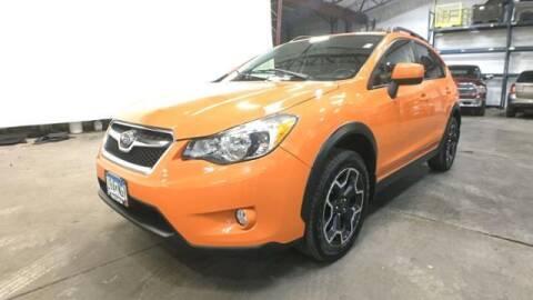 2014 Subaru XV Crosstrek for sale at Victoria Auto Sales in Victoria MN