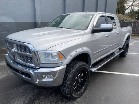 2013 RAM Ram Pickup 3500 for sale at APX Auto Brokers in Lynnwood WA