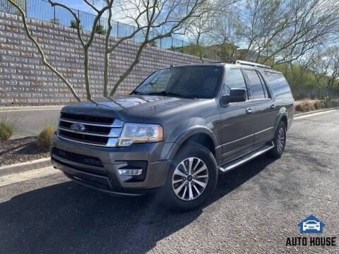 2017 Ford Expedition EL for sale at MyAutoJack.com @ Auto House in Tempe AZ
