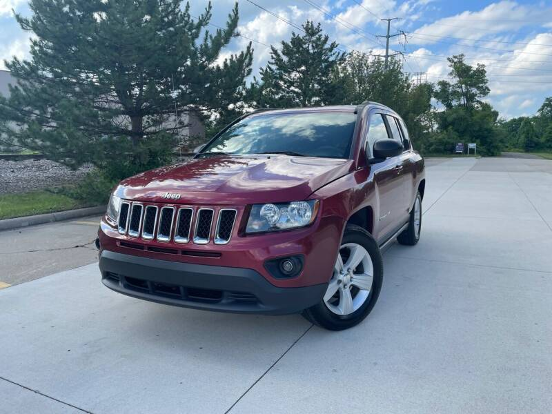 2016 Jeep Compass for sale at A & R Auto Sale in Sterling Heights MI