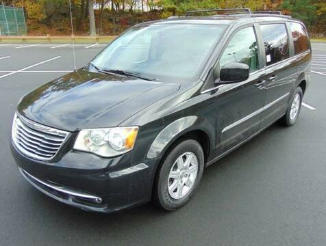 2013 Chrysler Town and Country for sale at LA Motors in Waterbury CT